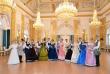 В Государственном комплексе «Дворец конгрессов»прошел бал «Петровское наследие»