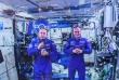 В Президентской библиотекепроизведена прямая связь с космосом