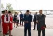 Новый зал официальных лиц и делегаций в Международном аэропорту «Казань» встретил первых пассажиров