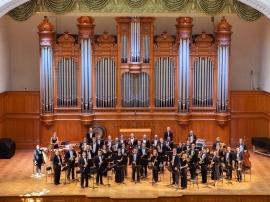 Государственный духовой оркестр России передан в ведение  Управления делами Президента Российской Федерации