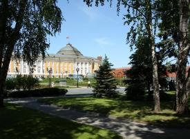 Федеральное государственное бюджетное учреждение «Управление по эксплуатации зданий высших органов власти» 1 корпус