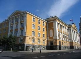Федеральное государственное бюджетное учреждение «Управление по эксплуатации зданий высших органов власти» 14 корпус