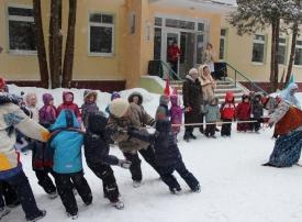Федеральное государственное бюджетное образовательное учреждение «Прогимназия «Снегири»