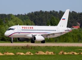 Федеральное государственное бюджетное учреждение «Специальный летный отряд «Россия»
