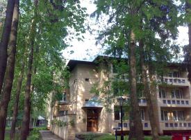 Дом отдыха «Клязьма»