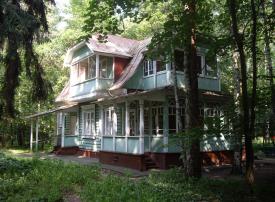 Дом отдыха «Новые горки»