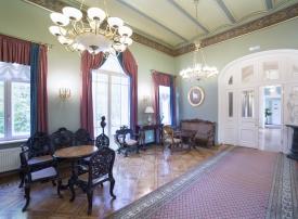 Федеральное государственное бюджетное учреждение «Дом ветеранов сцены имени М. Г. Савиной (пансионат)»
