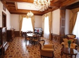 Федеральное государственное бюджетное учреждение «Санаторий «Красные камни»