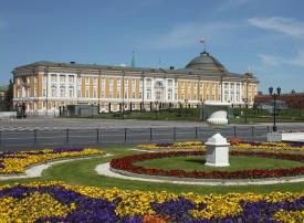 Федеральное государственное бюджетное учреждение «Управление по эксплуатации зданий высших органов власти»