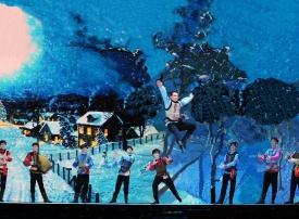 Федеральное государственное бюджетное учреждение культуры «Государственный академический хореографический ансамбль «Берёзка» имени Н. С. Надеждиной»