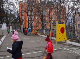 Федеральное государственное бюджетное дошкольное образовательное учреждение «Детский сад общеразвивающего вида «Красные камни»