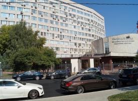Федеральное государственное бюджетное учреждение «Поликлиника № 3»