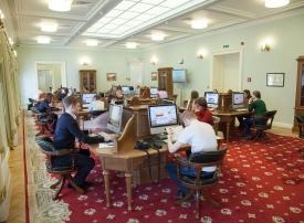 Федеральное государственное бюджетное учреждение «Президентская библиотека имени Б. Н. Ельцина»