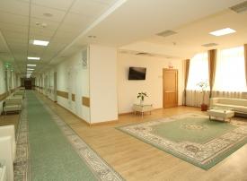 Федеральное государственное бюджетное учреждение «Объединенная больница с поликлиникой»