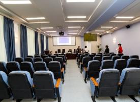 Федеральное государственное бюджетное учреждение дополнительного профессионального образования «Центральная государственная медицинская академия»