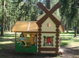 Федеральное государственное бюджетное дошкольное образовательное учреждение «Центр развития ребенка - детский сад «Сосны»
