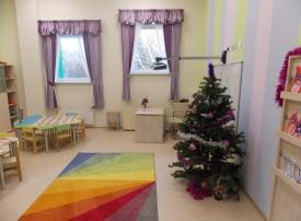 Федеральное государственное бюджетное дошкольное образовательное учреждение «Центр развития ребенка — детский сад № 1007»