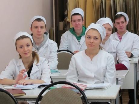 Федеральное государственное бюджетное профессиональное образовательное учреждение «Медицинский колледж»