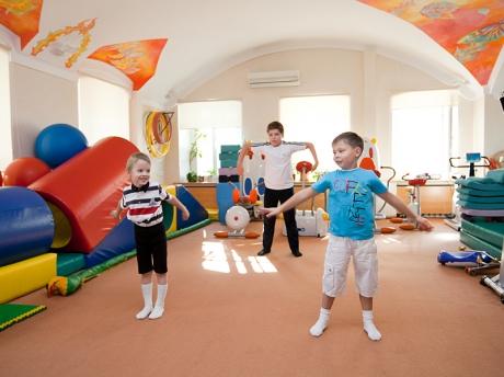 Федеральное государственное бюджетное учреждение «Детский медицинский центр»