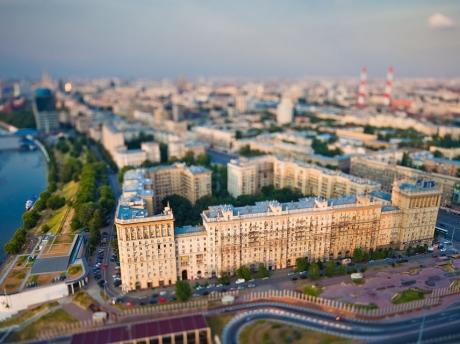 Федеральное государственное бюджетное учреждение «Управление по эксплуатации жилого фонда»